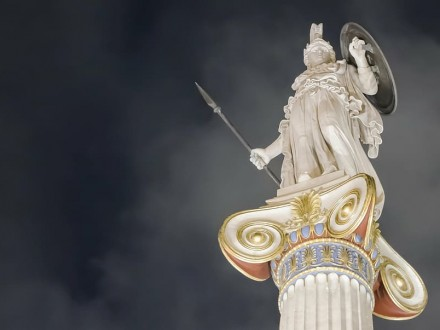 CS27-アテナの盾ーイージス Shield of Athena – Aegis