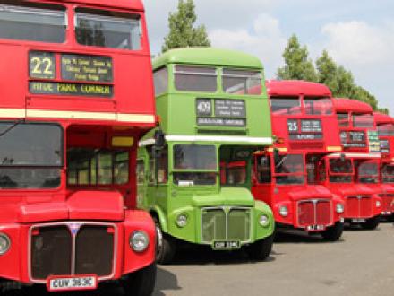 リスクマネジメント 12ールートマスター(ロンドンバス)