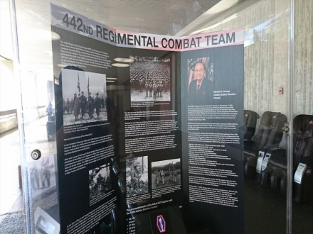 "CS23ー第442連隊戦闘団「当たって砕けろ!」442nd Regimental Combat Team ""Go for broke!"""